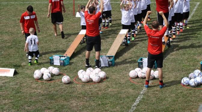 Fussballcamp 2016