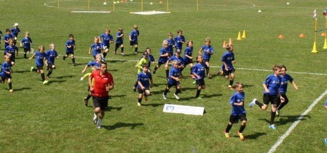Anmeldeschluss Fußball-Camp 2017